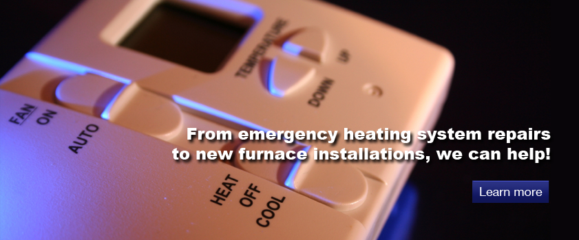 Heating Furnace Repair\